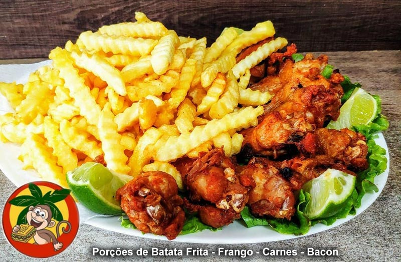 porções disk delivery balneário camboriú bc batata frita frango carnes bacon bc 24 horas ifood